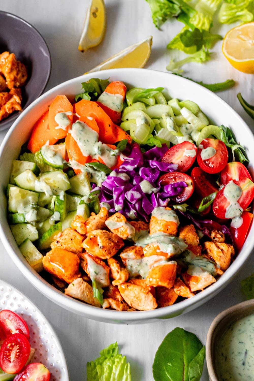 Buffalo Chicken Salad with Tahini Ranch.jpg