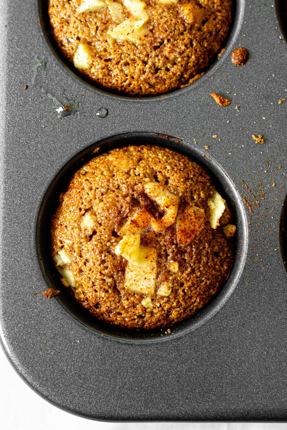 Apple Cinnamon Muffins_after oven.jpg