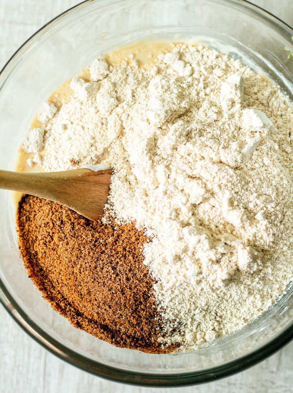 Banana Chocolate Chip Zucchini Muffins_flour and sugar.jpg