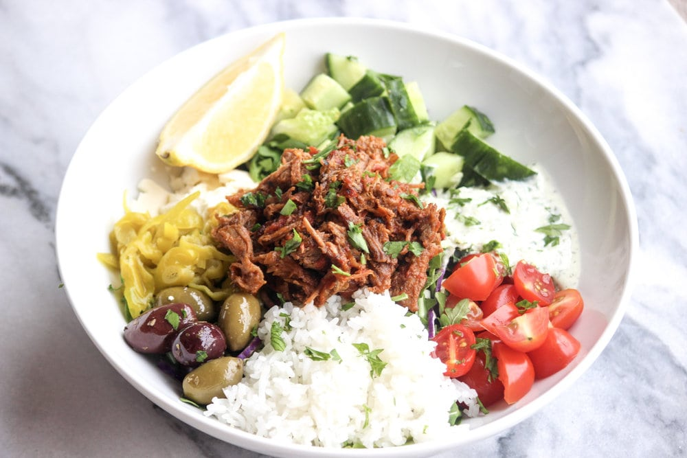 Greek Braised Pork