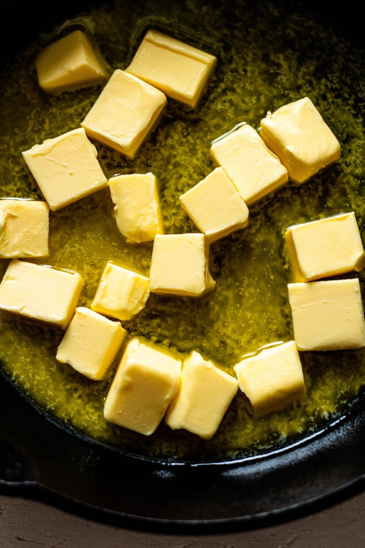 Gluten Free Brown Butter Banana Bread