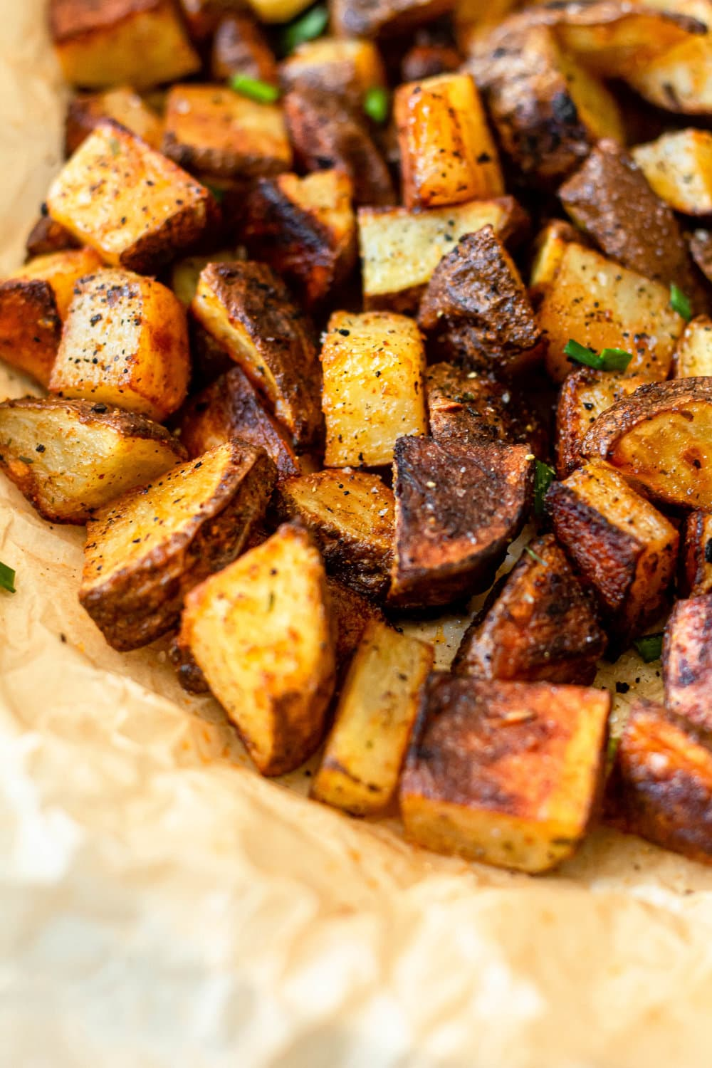 Whole30 Roasted Breakfast Potatoes