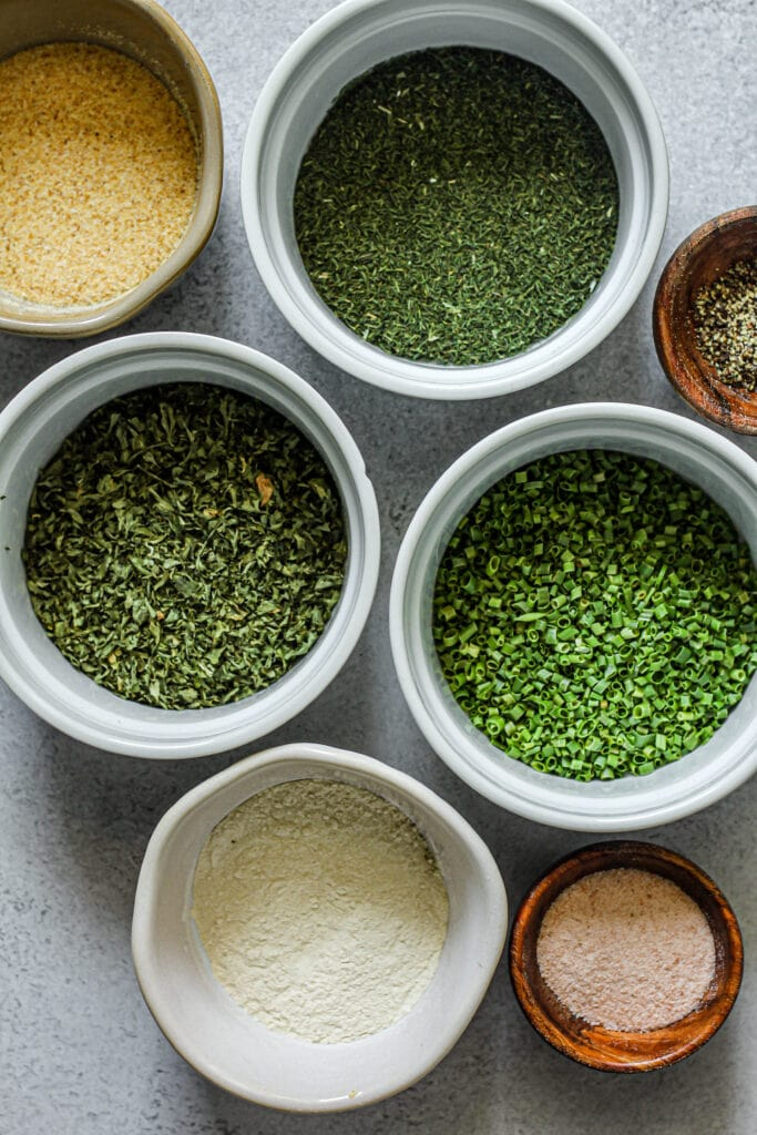 ranch seasoning ingredients