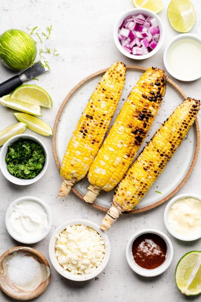 street corn salad ingredients