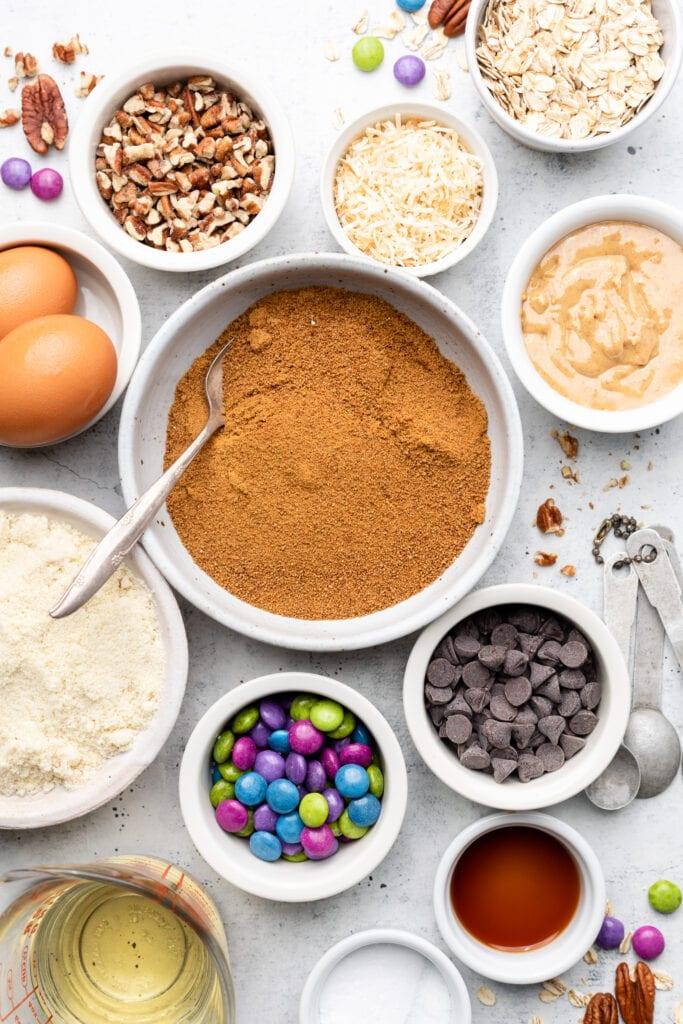 monster skillet cookie ingredients